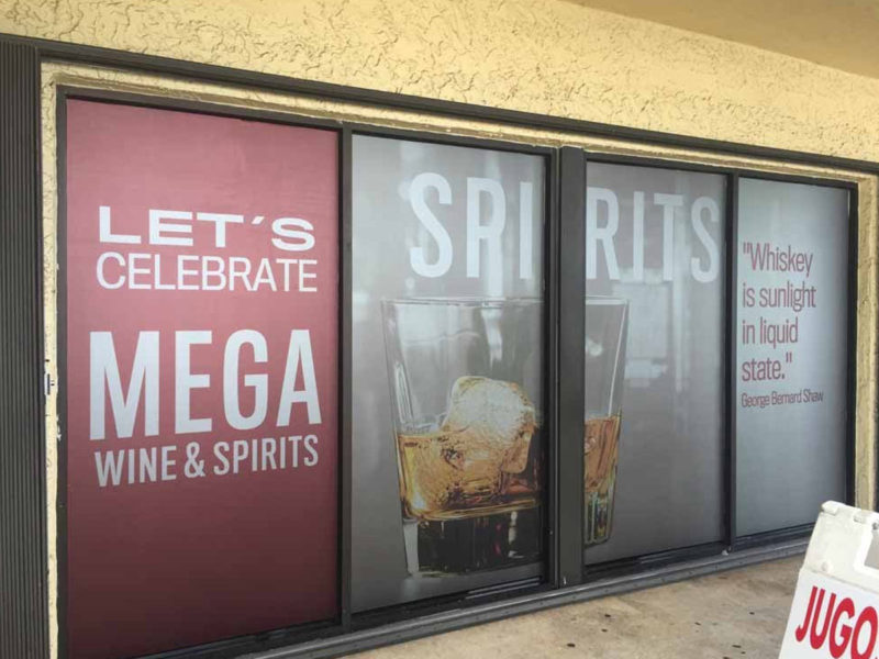 Mega Wine and Spirits